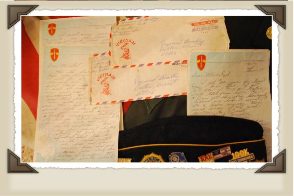 Letters From Vietnam.