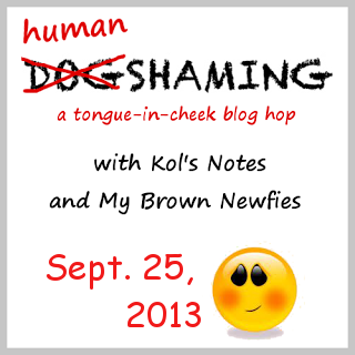 Human Shaming Blog Hop~Shame On JoAnn (1/6)