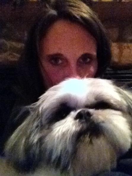 Cooper and I.